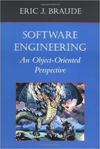 Book Software Engineering: An Object-Oriented Perspective