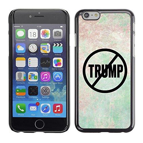 "Print Motif Coque de protection Case Cover // Q04110562 Never Trump crease cloud // Apple iPhone 6 6S 6G 4.7"""