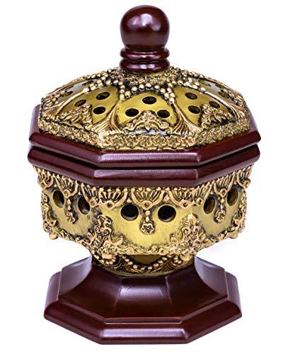 AM Attar Mist Luxury Octagon Burner - Soild Perfume