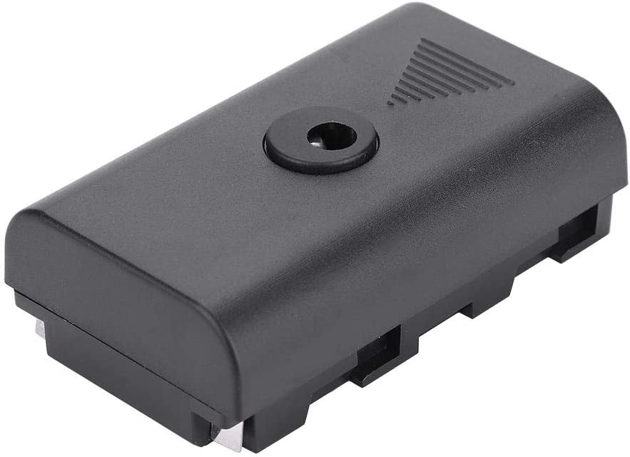 Tosuny Camera Battery 8.4V Camera Camcorder Lithium Battery,AC Power Dummy Battery for Sony NP-F550 F570 F750 F970 Camera Good Accessory for Outdoor use.