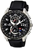 Casio Edifice Analog Black Dial Men's Watch - EFR-550L-1AVUDF