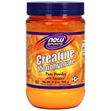 NOW Foods – Creatine Monohydrate 100% Pure Powder – 21.2 oz. For Sale