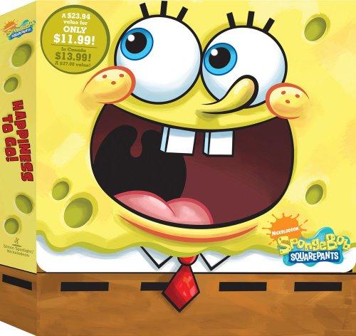 Happiness to Go! (Boxed Set) (SpongeBob SquarePants)