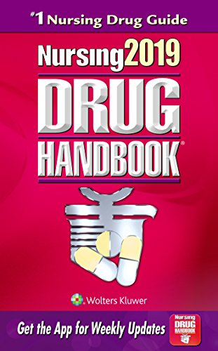 Pdf Medical Books Nursing2019 Drug Handbook (Nursing Drug Handbook)