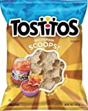NEW Tostitos Multigrain Scoops-10oz. (1)