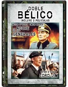 Doble Belico: La Noche De Los Generales/Lord Jim [DVD]