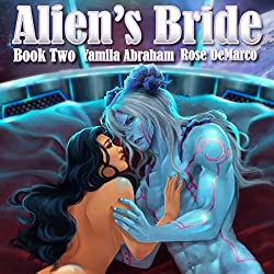 Alien's Bride Book Two
