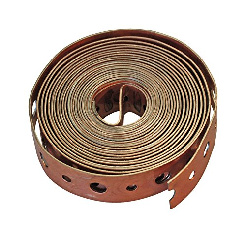 American Valve AV301797 10-Feet Roll Copper Hanger Tape