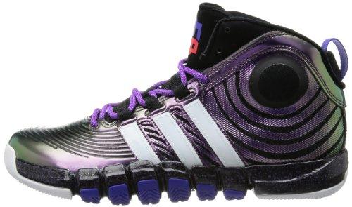 adidas Performance - Zapatillas de baloncesto para hombre lila / schwarz
