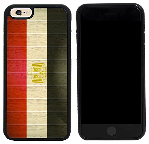 Rikki Knight Case Cover for iPhone 6/6s - Egypt Flag on D...