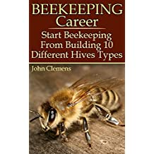 Beekeeping Career: Start Beekeeping From Building 10 Different Hives Types