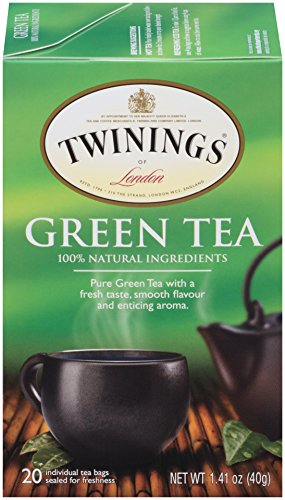 Twinnings Green Tea, 1.48 Ounce 100% Natural