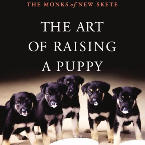 The Art of Raising a Puppy cover