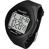 VibraLite 8 Watch with Black Urethane Band