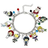 My Hero Academia Fashion Novelty Charm Bracelet