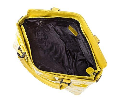 WITTCHEN Borsa classica, Calce - Dimensione: 27x37cm - Materiale: Pelle verniciata -Accomoda A4: Si - 34-4-587-LL