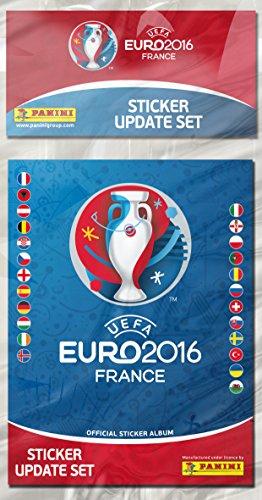 Panini UEFA Euro Sticker Update