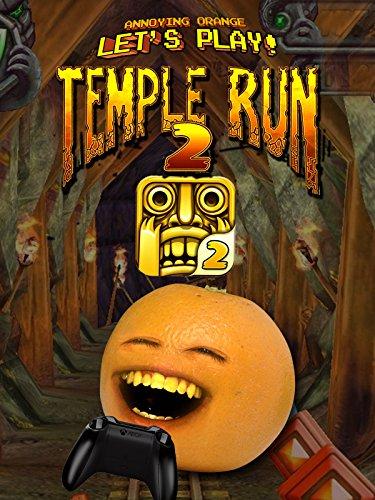 Clip: Annoying Orange Let's Play - Temple Run 2