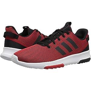 adidas Originals Men's CF Racer TR Running Shoes, Scarlet/Black/White, (10 M US)