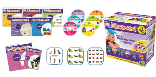 Your Baby Can Discover! Introduces Early Learning Concepts 3 DVD Set. (Your Child Can Discover)