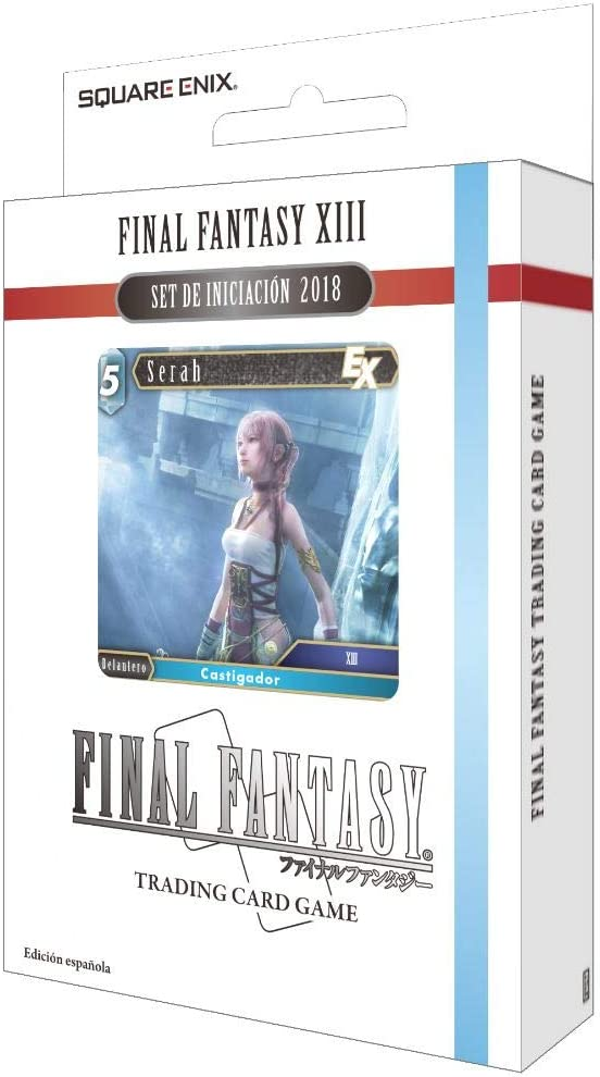 Final Fantasy TCG Mazo FF XIII 2018: Amazon.es: Videojuegos