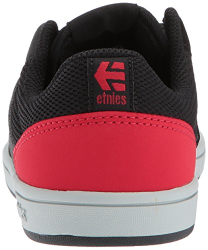 etnies EtniesKids Marana - Zapatillas de Skateboard Unisex Niños Negro (Black/red/grey)