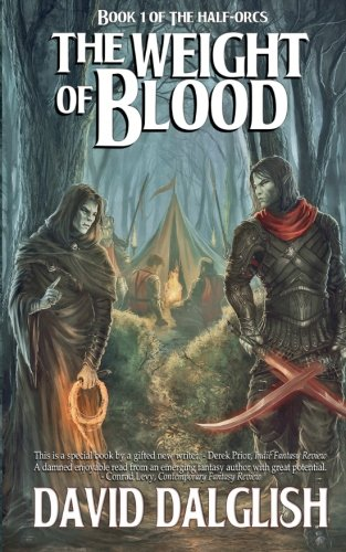 book cover of The Weight of Blood