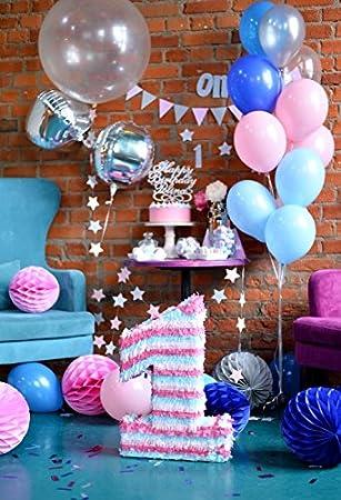Yeele - Globo digital para el primer cumpleaños, para ...