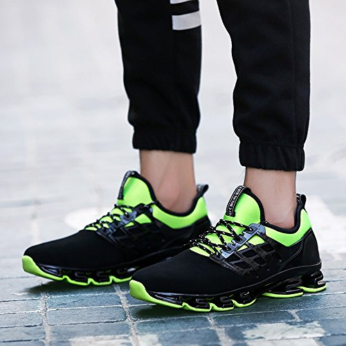 Green Men's Spring Damping Comfortable Feifei Multiple and Colors Shoes Size Shoes 3 Leisure Sports Choice Autumn rUrqZ