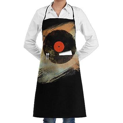 Amazon com: FUNINDIY Vinyl Records Retro Music DJ Vintage
