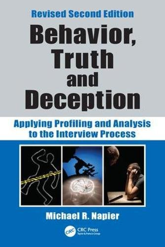 Behavior, Truth and Deception: Applying Profiling and ...
