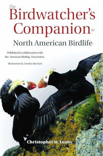 The Birdwatcher's Companion to North American Birdlife