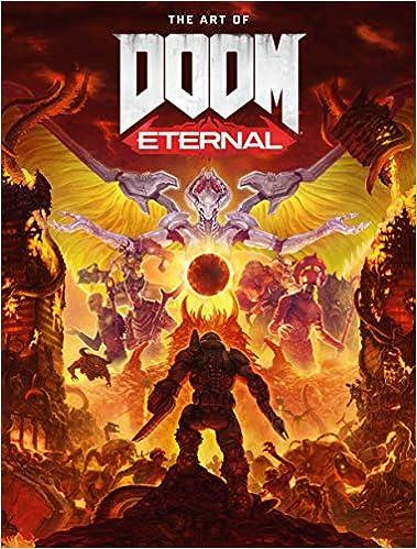 Amazon com: The Art of DOOM: Eternal (9781506715544