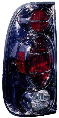 Depo 330-1916PXUS2C Ford F Pickup Series Black Styleside Tail Light ()