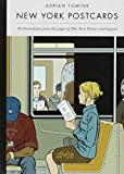 new york postcards - New York Postcards: 30 Illustrations from the Pages of The New Yorker and Beyond