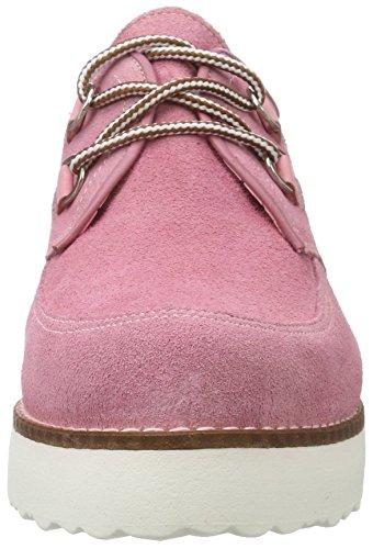 rose Para Zapatos Marc Rojo Derby 00252 Shoes Romy Cordones De Mujer UEqzYEw