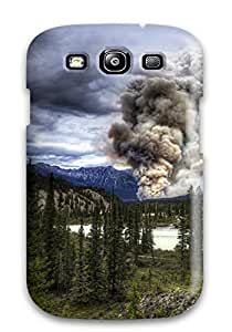 New Style ZippyDoritEduard Hard Case Cover For Galaxy S3- Cloud