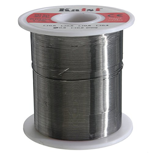 0.3mm 0.01inch 150g Tin lead Solder Electric Soldering Wire Rosin (Syringe Instrument Cable)