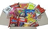 Sweet Korean Snack Box (22Type 25EA)/Various Korean snacks, Chips, Cookies, Candy, Ramen/Gift package Review