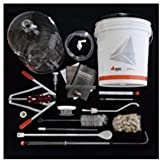 Deluxe Wine Making Kit (High Quality and Durable Wine Kit)