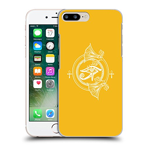 GoGoMobile Coque de Protection TPU Silicone Case pour // Q09940602 Religion 34 ambre // Apple iPhone 7 PLUS