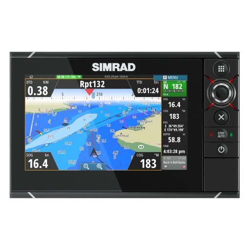 Cheap Simrad NSS7 evo2 Combo Multifunction Display Insight