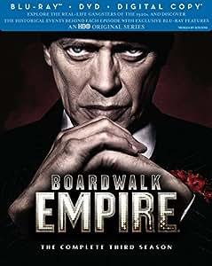Boardwalk Empire: Complete Third Season [Blu-ray] (Sous-titres franais)