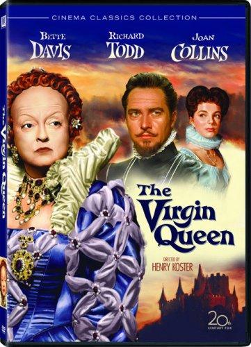 Virgin Queen Bette Davis