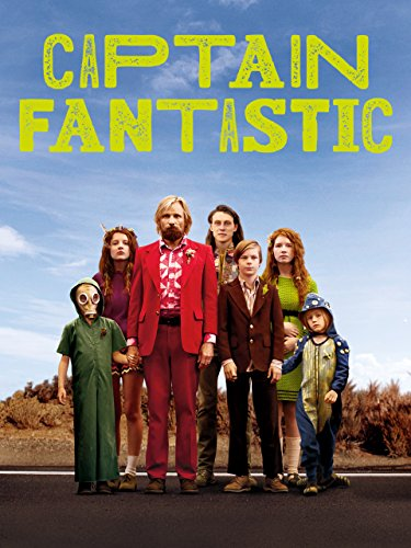 Captain Fantastic (2016) (Movie)