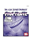 Costel Puscoiu You Can Teach Yourself Pan Flute (Book & DVD) (English, Chinese, German, Dutch and French Edition)