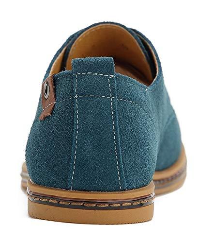 À Lacets Vert Homme Fangsto ShoesChaussures uFc31JlTK