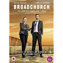 Broadchurch Series 1-3