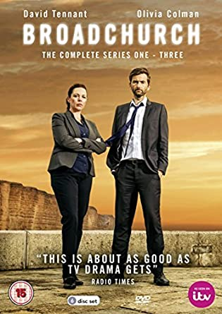 Broadchurch - Series 1-3 [DVD] [UK Import]: Amazon.de: David ...