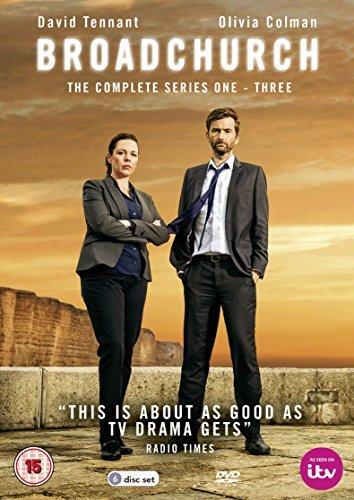 Broadchurch - Series 1-3 [DVD] (Broadchurch Season 1 & 2)
